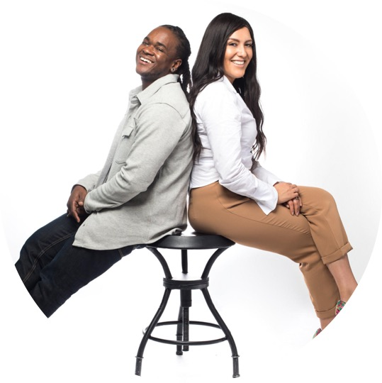 Roshaun and Maritza Davis breathe life and vitality into public spaces by staging events and experiences that engage people, community and culture.